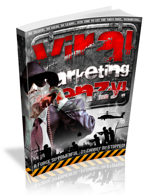 Pay for Viral Marketing Frenzy (Master Resell Rights)