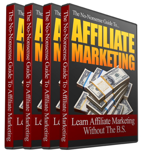 Pay for No-Nonsense Guide Affiliate Marketing (Master Resell Rights)