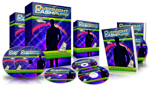 Pay for Overnight Cash Pump