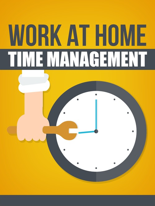 Pay for Work At Home Time Management