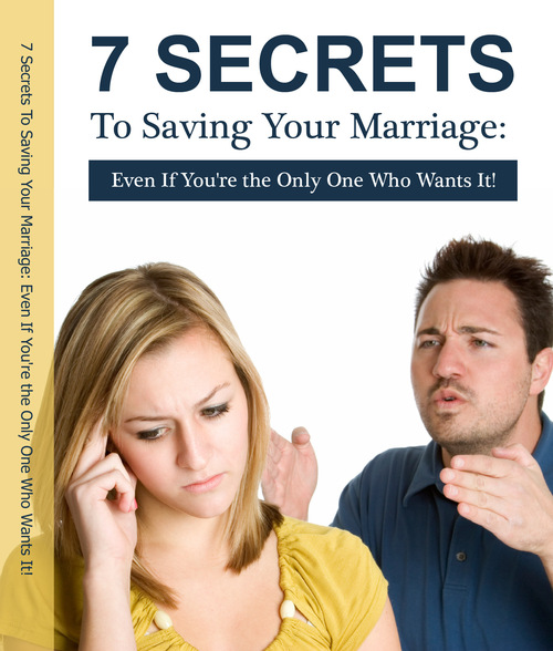Pay for 7 Secrets To Saving Your Marriage