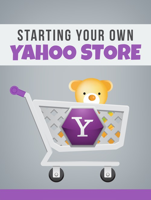 Pay for Starting your Own Yahoo Store