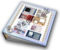 Thumbnail Scrapbook Template Collection I (with Master Resale Rights!)