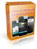 Thumbnail Mobile Website Templates V2 (with Master Resale Rights!)
