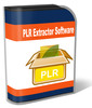 Thumbnail PLR Extractor Software