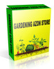 Thumbnail Gardening Azon Store (with PLR)