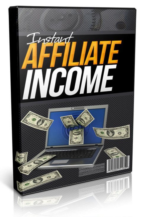 Pay for Instant Affiliate Income (with Master resale Rights!)