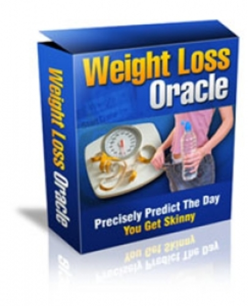 Pay for Weight Loss Oracle (with MRR!)
