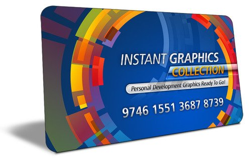 Pay for Instant Graphics Collection (MRR license)