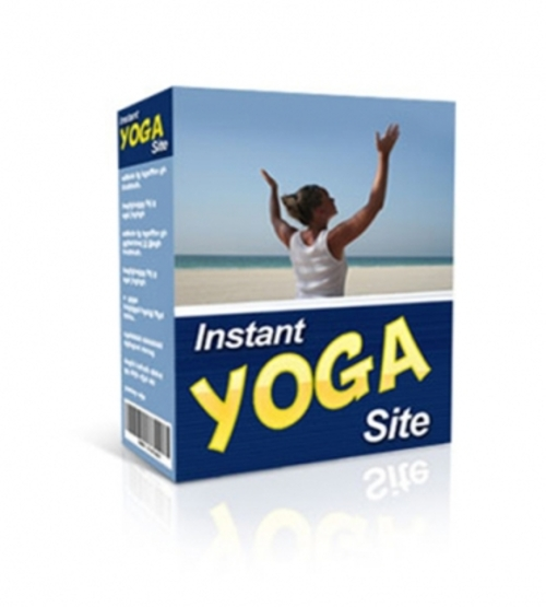 Pay for Instant Yoga Site (with MRR!)