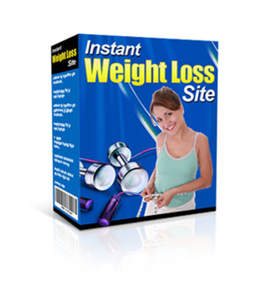 Pay for Instant Weight Loss Site (with MRR)