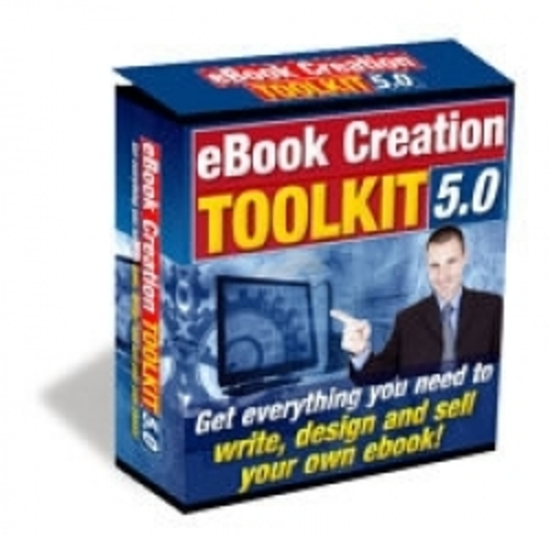 Pay for eBook Creation Toolkit 5.0 (with MRR)