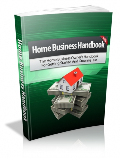 Pay for Home Business Handbook (with MRR)