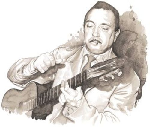 Pay for DJANGO REINHARDT SOLOS FOR BAND IN A BOX