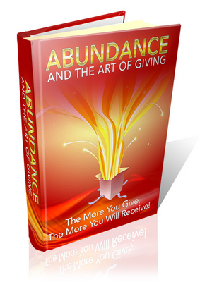 Pay for Abundance And The Art Of Giving MRR!