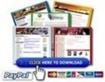 Thumbnail 10 adsense niche site - full content and seo optimized