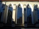 Thumbnail gotische Fensterbögen - Franziskanerkirche Graz