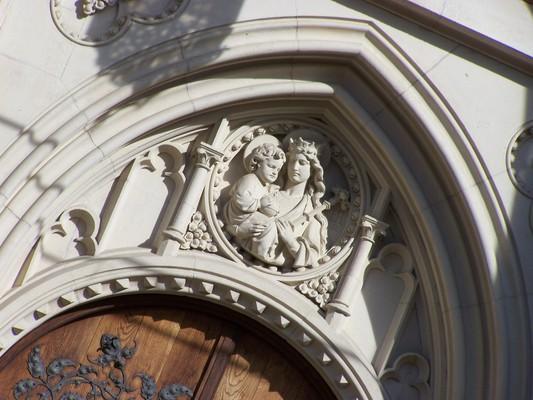 Pay for Torbogen - Herz-Jesu-Kirche Graz