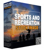 Thumbnail Sports and Recreation Stock Images