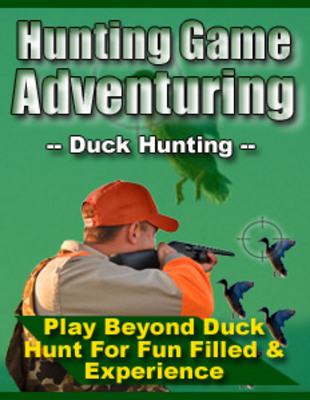 Pay for Hunting Game Adventuring (PLR)