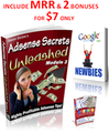 Thumbnail Adsense Secrets Unleashed - Special Edition (Full Master Resale Rights)