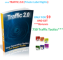 Thumbnail Traffic 2.0 - ***Special Edition include Private Label Rights and Bonus