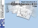 Thumbnail BMW E31 850i / 840i  1994 Service Manual & M70 training pdf