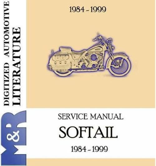 1984 1999 harley davidson softail evolution service manual down rh tradebit com Harley Evolution Engine harley davidson evolution manual