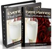 Thumbnail NEW !! Event Planning eBook(PLR)