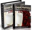 Thumbnail NEW !! Event Planning eBook(PLR)