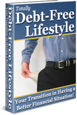 Pay for NEW!! Totally Debt Free Lifestyle with PLR