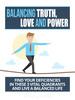 Thumbnail Balancing Truth Love and Power