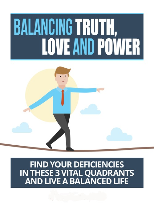Pay for Balancing Truth Love and Power