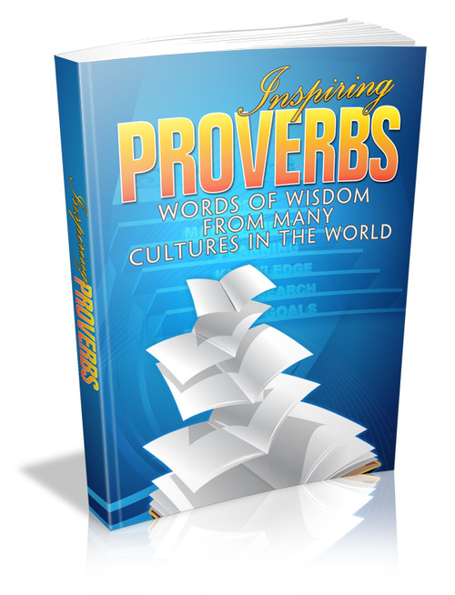 Pay for Inspiring Proverbs