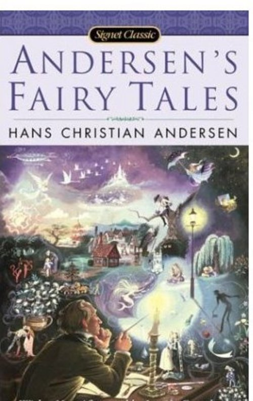 Pay for Fairy Tales with Andersen