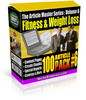 Thumbnail 100 Health & Fitness PLR Articles