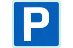 Thumbnail Parking sign