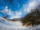 Thumbnail Snowy hill