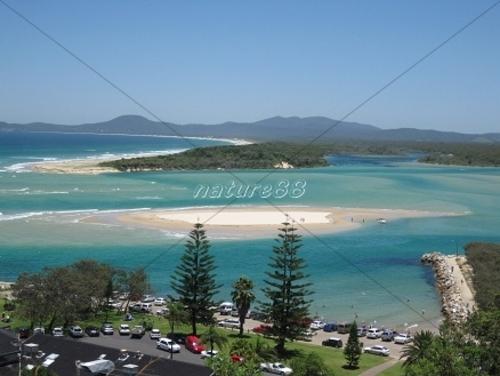 Pay for Nambucca Heads - Sandbank ( High Resolution)