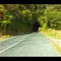Thumbnail Royalty Free Stock Footage: New Zealand Tunnel: NL00014