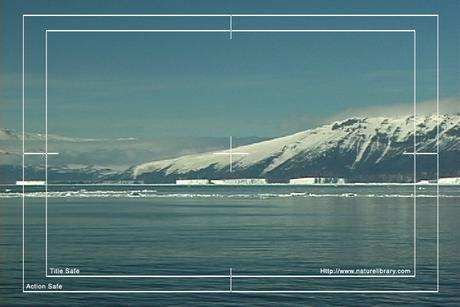 Pay for Royalty Free Stock Footage: Antarctica Cape Adare: NL00166