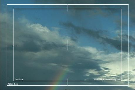Pay for Royalty Free Stock Footage: Rainbow: NL00181