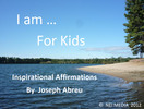 Thumbnail I am ... For Kids Inspirational Affirmations