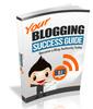 Thumbnail Ebook on blogging