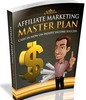 Thumbnail ebook on affiliate marketing masterplan