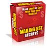 Thumbnail Mailing List Secrets