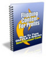 Thumbnail Introduction To Flipping Content For Profits