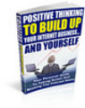 Thumbnail Positive Thinking to Build up Your Internet Business