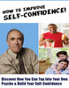 Thumbnail How to improve self confidence