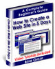 Thumbnail Create a website in 5 days